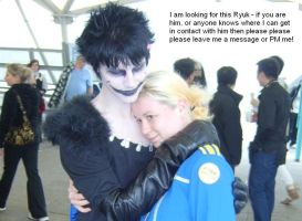 Riza and Ryuk by Pretty-Crazed-Doll