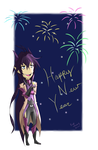 Happy New Year! by PinkCherryGirl