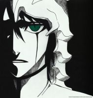 Ulquiorra by TheWindSpirit