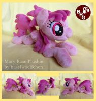 Mary Rose Shoulder Plushie for BRG by haselwoelfchen