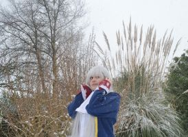 APH- Hey Russia! it's snowing! by KAMIxSAMA