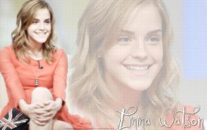 Emma Watson wallpaper 06 by Grouve