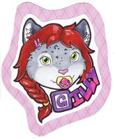 Gilly Badge by dragonmelde