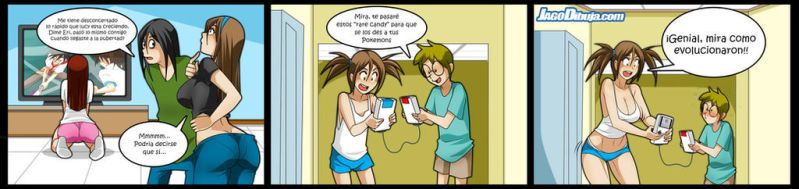 Living With Hipstergirl And Gamergirl-271 by JagoDibuja