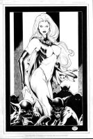 the Goblin Queen by MichaelBair