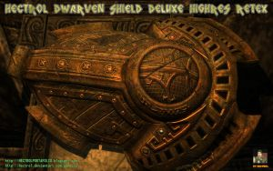 Hectrol DWARVEN SHIELD Deluxe HR Retex  01 by hectrol
