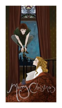 Peter and Wendy by LauraTolton
