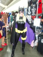 Batgirl Cosplay Otakon 2013 by GamerZone18