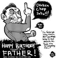 Happy Birthday Dad by nimbusnymbus