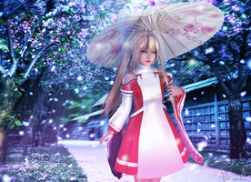DOA - Marie Rose - G L I T T E R by YumieDolly