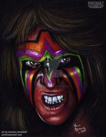 ULTIMATE - Warrior (Legend) by The-Art-of-Ravenwolf