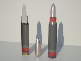 Ammo Types: Plus Power Bullet by KillSwitchWes