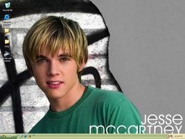Jesse McCartney Desktop 2 by dweed52889