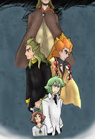 Harmonia Bloodline by GuardianAngel9x