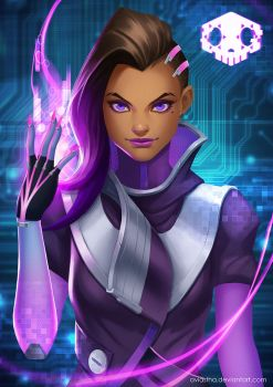 Sombra by Aviastha
