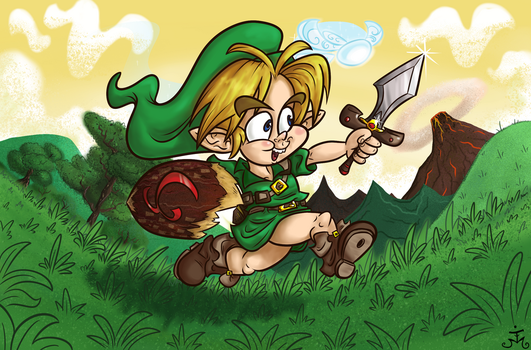 Link's Adventure -- Fixed Version by Bradshavius