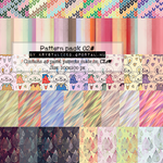 Pattern pack 02# - pastel colors by itskrystalized