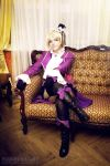 Alois Trancy by Ykari-chan