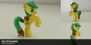 Custom Blindbag Apple Fritter by Bardiel83
