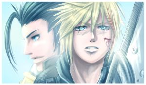 FF7: I am your living Legacy by DarkLitria