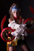 Cosplay Vanne as Rikku Thief by Vanne