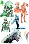 sketches 1 by cliff-rathburn