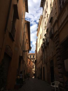 Rome - Street View by LiruRules
