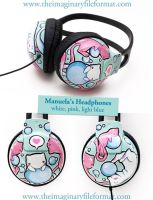 Manuelas Headphones by PeterPan-Syndrome