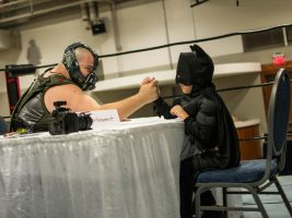 Bane Vs. Batman: The fight you didn't see by Methvell