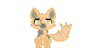 Pixel Commission for 52028 - Samson by SkweekerzTheDemon