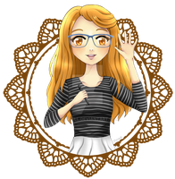 My DeviantArt ID by Mikibell