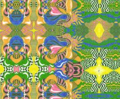 Psychedelic Pserpents MS Paint edit by Cecilia-Schmitt