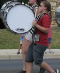 Me with my Top Bass Drum by Chris01125