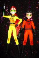 Abby and Ty Archer Grossology by TeenTitans4Evr