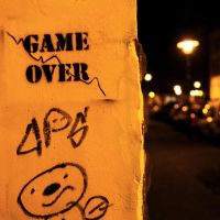 Game Over by EvaShoots
