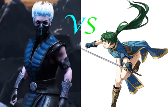 Frost vs. Lyn by TheDeadlyRosered