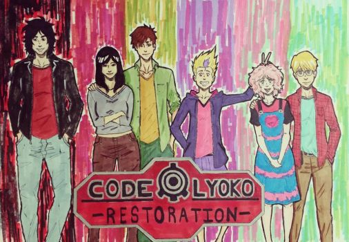 Code Lyoko: Restoration 1 by spookylolly