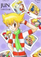 Jun Fan Club ID Contest :D by Saoto