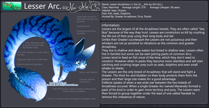 Lesser Arcadiness Species Reference by Nai-Alei