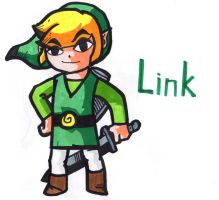Link by YouCanDrawIt