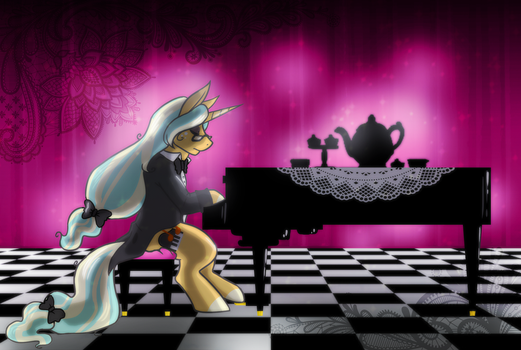 Moonlight Sonata by CopperSpy