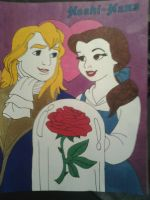 Belle and Beast request! by Annamarie2014