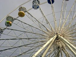 Wheel I by dnogueira