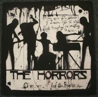 The Horrors Ceiling Tile by Drakku
