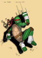 TMNT color contest by FoxKids1302