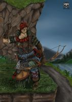 Pride of Aen Seidhe by Nifriel