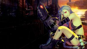 League of Legends: Jinx, the Loose Cannon by Nightfall1007