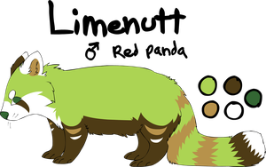 limenutt ref by tinydoodles