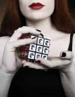 Rubik's Cube for Masochists by diana-irimie