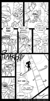 Sugar Rush Zombies - Page 05 by Genolover